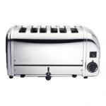 DUALIT/得力六片多士炉D6NMC GB  英国得力烤面包机