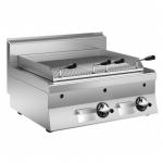 玛兰奴/MARENO火山石燃气烧烤炉GPL68G   台式烤肉烤串机 意大利MARENO