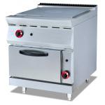 杰冠GH-983A-2法式燃气热铁板炉连焗炉  杰冠西厨