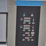SINMAG新麦电烤箱SM2-523(SM-523) 三层六盘电烤箱 新麦烤箱老型号SM-503的升级款