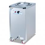 杰冠ER-1电热保温暖碟车 单头暖碟车
