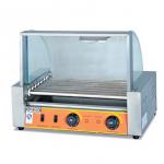 杰冠EH-207滚筒式烤香肠机  杰冠烤肠机  七根烤肠机