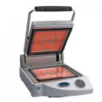 意大利UNOX单头透明板面三文治烤炉XP010PT/XP010ET   单头三文治机