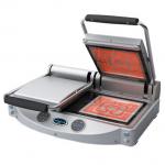 意大利UNOX 透明板面双头三文治烤炉XP020ET/XP020PT   进口三文治机