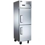 君诺LZ050D2上下门冷冻冰箱  君诺单温冷冻冰箱