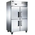 君诺四门冰箱LZ100C4  商用四门单温冷藏冰箱