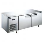 君诺冷冻工作台 商用卧式冷柜 君诺卧式冷冻操作台