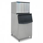 Snowsman雪人AM-1000制冰机 分体式450公斤月牙冰
