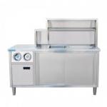 雪人制冰机BT-1500  吧台式制冰机