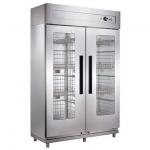 亿高RTP680F-16B高温热风循环消毒柜  商用餐具消毒柜 不锈钢高温消毒柜