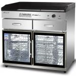 康煜YTP-508AT配餐柜 餐具消毒柜 不锈钢茶水柜 包间茶水柜 带抽屉茶水柜