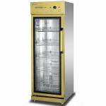 康煜YTP-650B低温消毒柜 单玻璃门消毒柜 商用餐具消毒柜