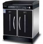 康煜YTP-328A配餐柜 不锈钢茶水柜 多功能配餐柜 大理石台面