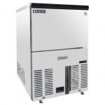 久景HISAKAGE制冰机SC-100  台下式方块冰制冰机 冷饮店咖啡店制冰机