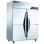 金松四门双温冰箱QB1.0L4HD   金松冰箱新D款   商用厨房冰箱