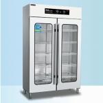 美厨GB-4光波消毒柜 双门消毒柜 玻璃门不锈钢箱体 餐具消毒柜