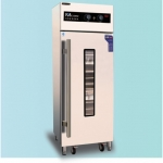 美厨MC-15高温热风消毒柜 光波热风消毒带推车 食堂消毒柜