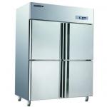 洛德四门冷冻冰箱  风冷四门单温冰箱    金松洛德