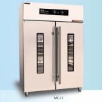 美厨消毒柜MC-12 双门高温热风125度消毒 光波热风消毒柜