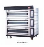 红菱电烤炉 XYD-ZZ104 商用电烤箱 三层十二盘电烤箱