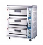 红菱电烤炉XYF-3HP-N 商用电烤箱 三层六盘电烤箱 电脑控制