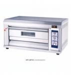 红菱电烤炉XYF-1HP-B2N 商用电烤箱 一层二盘电烤箱 全不锈钢电脑控制