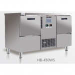 咸美顿吧台式制冰机HB-450WS     商用吧台制冰机