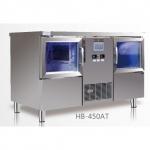 咸美顿吧台式制冰机HB-450AT    商用吧台式制冰机