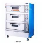 红菱电烤炉XYF-3K 商用电烤箱 三层六盘电烘炉