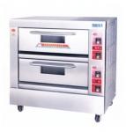 红菱电烤炉XYF-2KA商用电烤箱 二层四盘电烤炉 标准型电烤箱