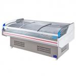 凯雪KX-1.5GPZ冷鲜肉展示柜  宝石娇子平口系列   商用肉食保鲜柜
