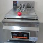 台式电热煎饺机DRJJL-400 重型煎饺炉