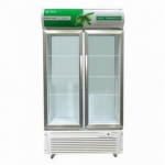 格林LC-709药品阴凉柜  双门冷藏展示柜