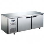 贝柯MC15L2冷藏工作台  商用厨房冷柜  1.5米冷藏工作台