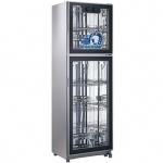 亿高YTP380A-2D餐具消毒柜     上下门低温消毒柜    臭氧消毒柜