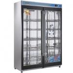 亿高YTP980AD双门消毒柜   低温臭氧消毒柜   商用餐具消毒柜