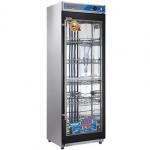 亿高YTP430A-1D玻璃门消毒柜   低温臭氧消毒柜   商用餐具消毒柜