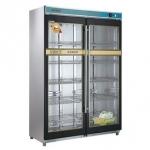 亿高YTP980HZ双门臭氧消毒柜   低温臭氧消毒柜  商用餐具消毒柜