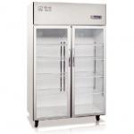 格林双门展示柜   商用冷藏展示柜