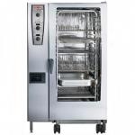 RATIONAL蒸烤箱CMP202G  手动电子版20层蒸烤箱 燃气40盘蒸烤箱