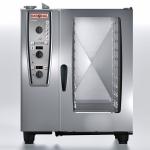 Rational蒸烤箱CMP101G 半自动燃气型 乐信10层蒸烤箱