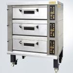 SINMAG新麦电烤箱SM2-523   三层六盘电烤箱    新麦烤箱