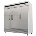 ATOSA阿托萨大三门冰箱MBF8508  底置式三门冷藏冰箱
