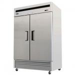 ATOSA阿托萨二门冷藏冰箱MBF8507 大二门风冷冷藏柜
