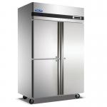 格林斯达冰箱三门冰箱Z1.0U3 星星标准款三门挂猪柜 格林斯达不锈钢冷柜