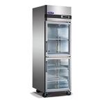格林斯达/星星二门冷藏展示柜SG500L2-X 标准B款展示冰箱