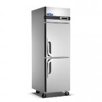 格林斯达/星星二门冰箱Z500L2-X  不锈钢单温冷冻柜
