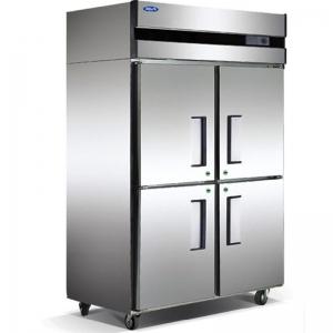 格林斯达/星星四门双温冰箱Q1.0E4-X 不锈钢四门双温冰箱 格林斯达四门冷柜