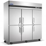 格林斯达/星星六门冰箱Z1.6L6-X  六门全冷冻冰箱 星星标准B款商用冷柜