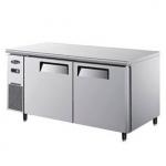 ATOSA阿托萨工程款1.8米平面操作台YPF9040  风冷冷藏工作台
